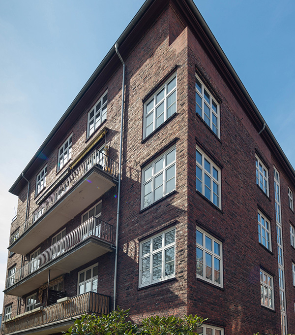 Serviced Apartments: Eppendorfer Landstrasse in Hamburg