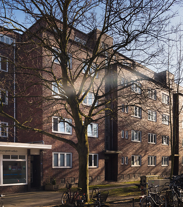 Serviced Apartments: Hanssenweg in Hamburg