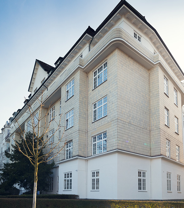 Serviced Apartments: Oderfelderstrasse in Hamburg