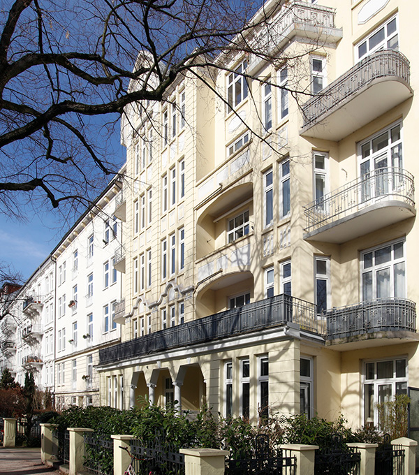 Serviced Apartments: Sierichstrasse in Hamburg